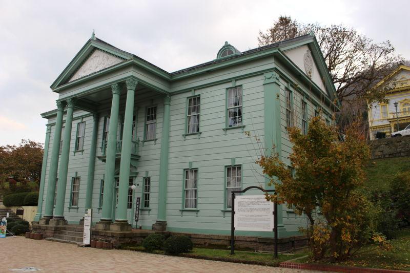 旧北海道函館支庁庁舎