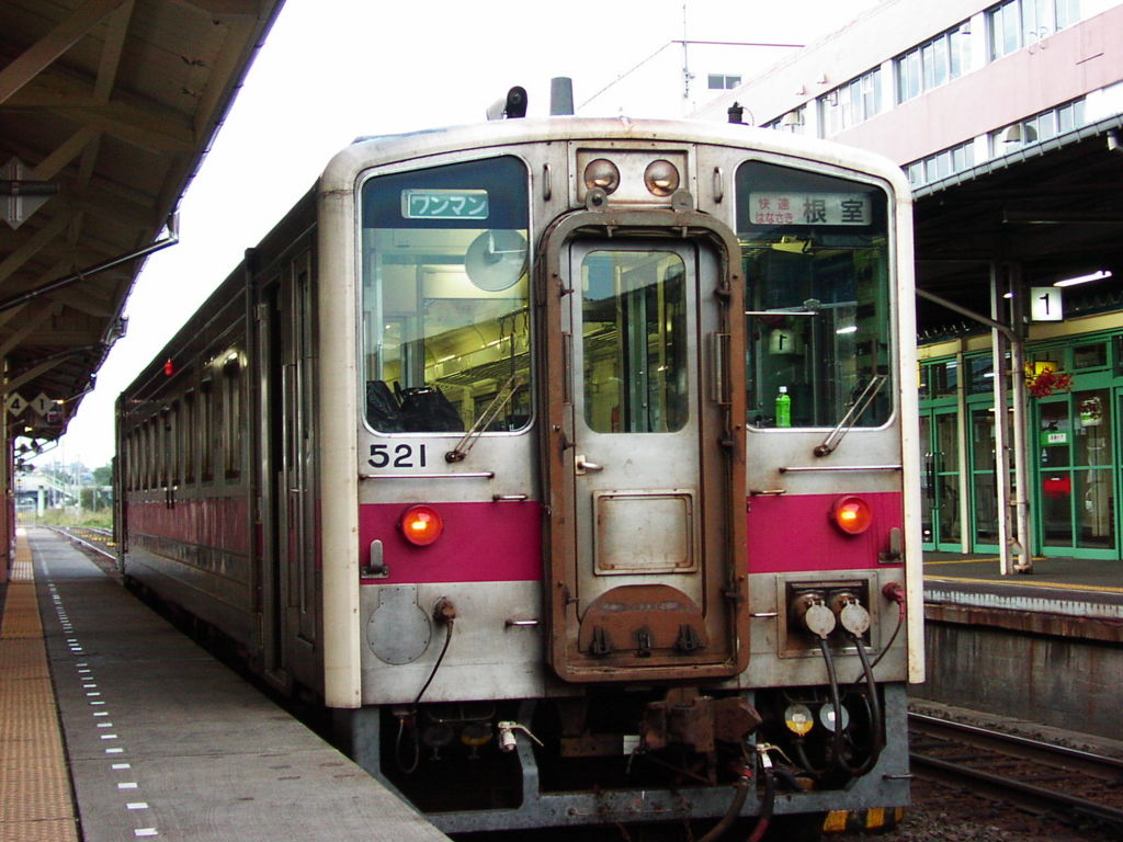 JR北海道 キハ54形