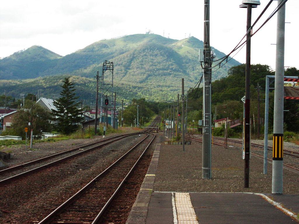 釧網線 摩周駅