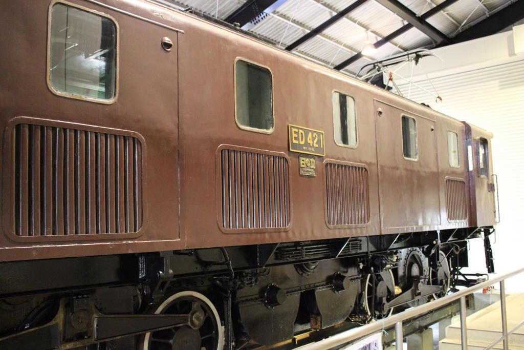 ED42形電気機関車