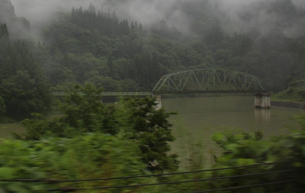 第5只見橋梁