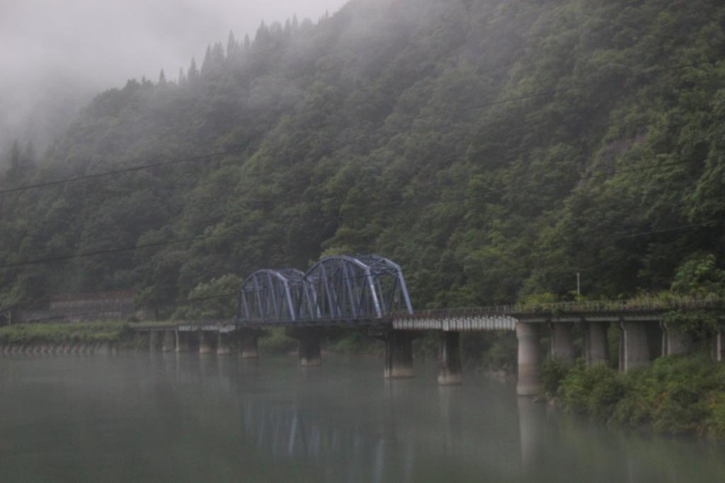 第8只見橋梁