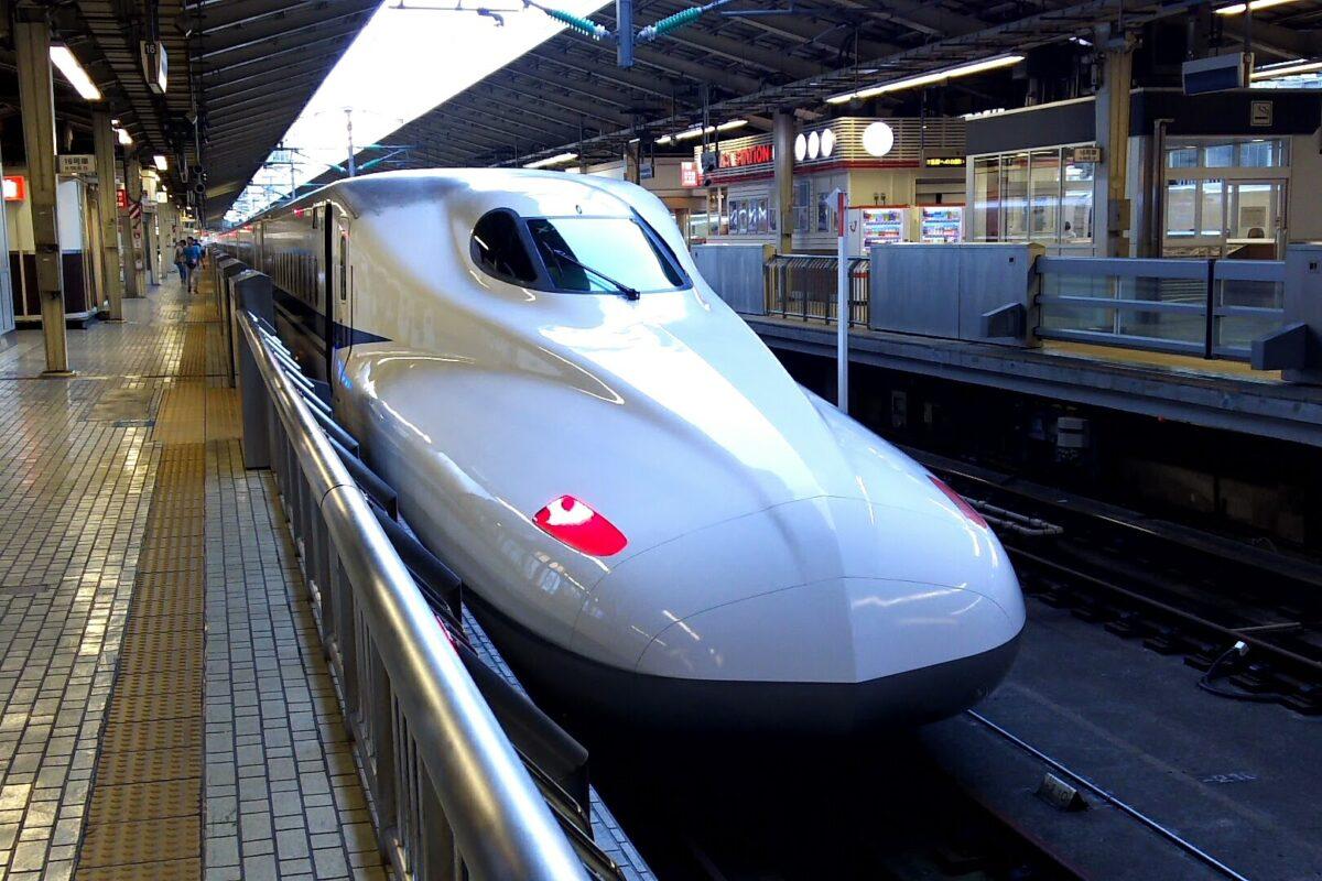 【番外編】東海道新幹線でワープ!