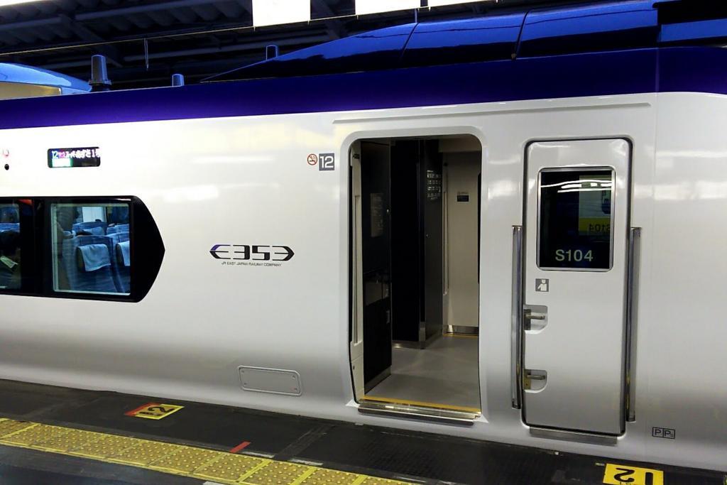 E353系電車