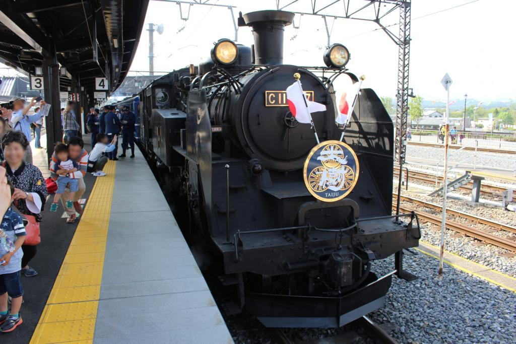 東武鉄道 SL大樹