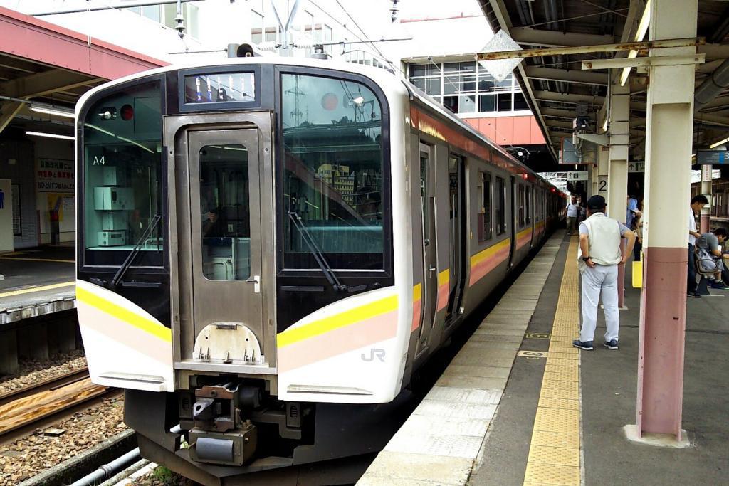 新潟地区で増殖中の新型車両「E129系」