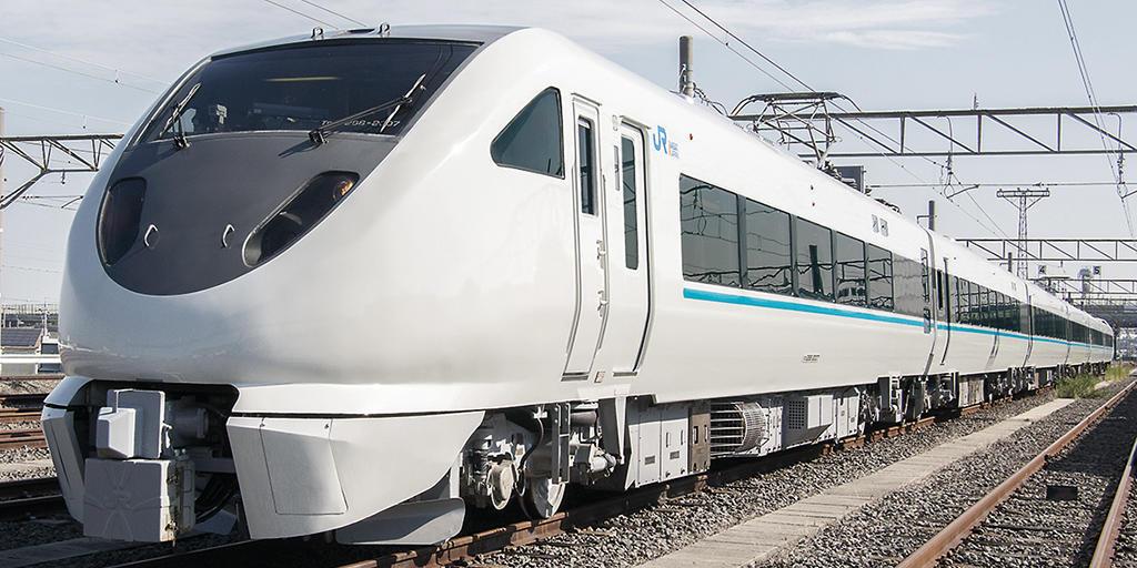 通勤特急「らくラクはりま」に利用される289系特急電車