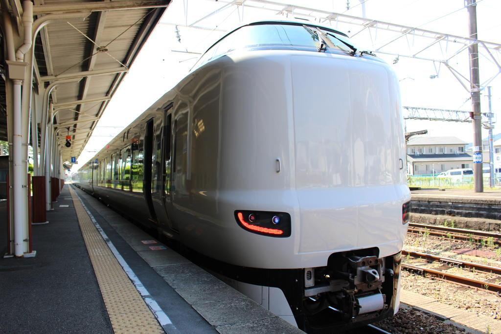 紀勢本線の西半分(JR西日本エリア)を走る特急「くろしお」