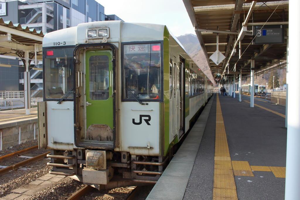 釜石線 快速はまゆり