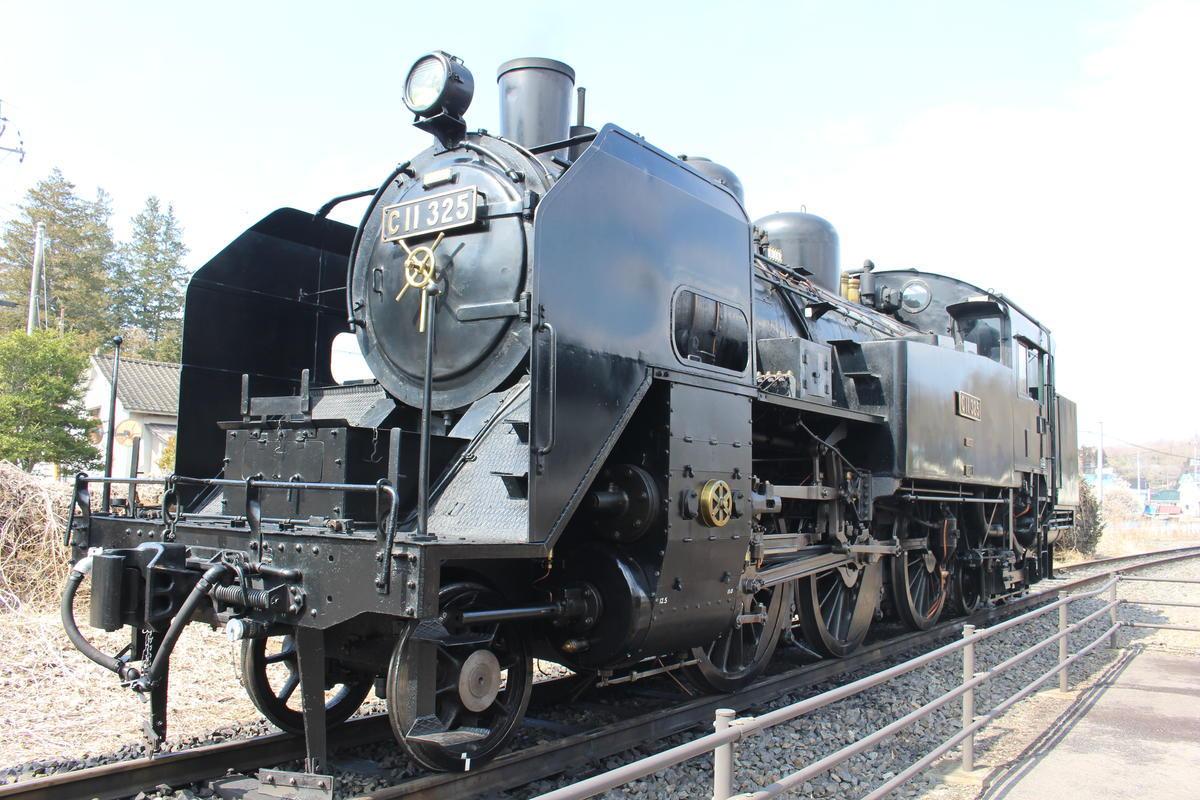 「SLもおか」C11-325 は東武鉄道への売却が決まりました