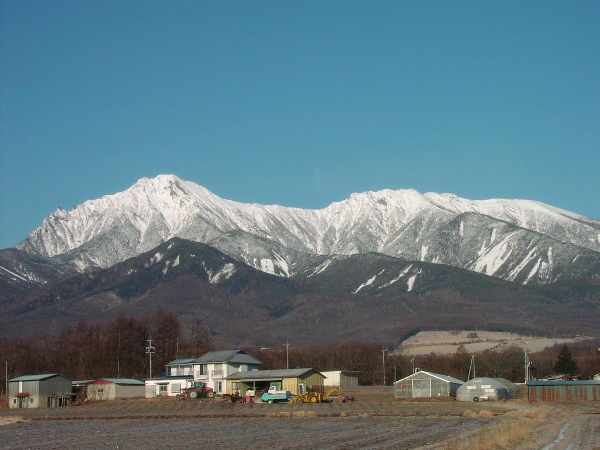 冬の車窓から眺めた野辺山高原 季節ごとの違いも楽しめます!