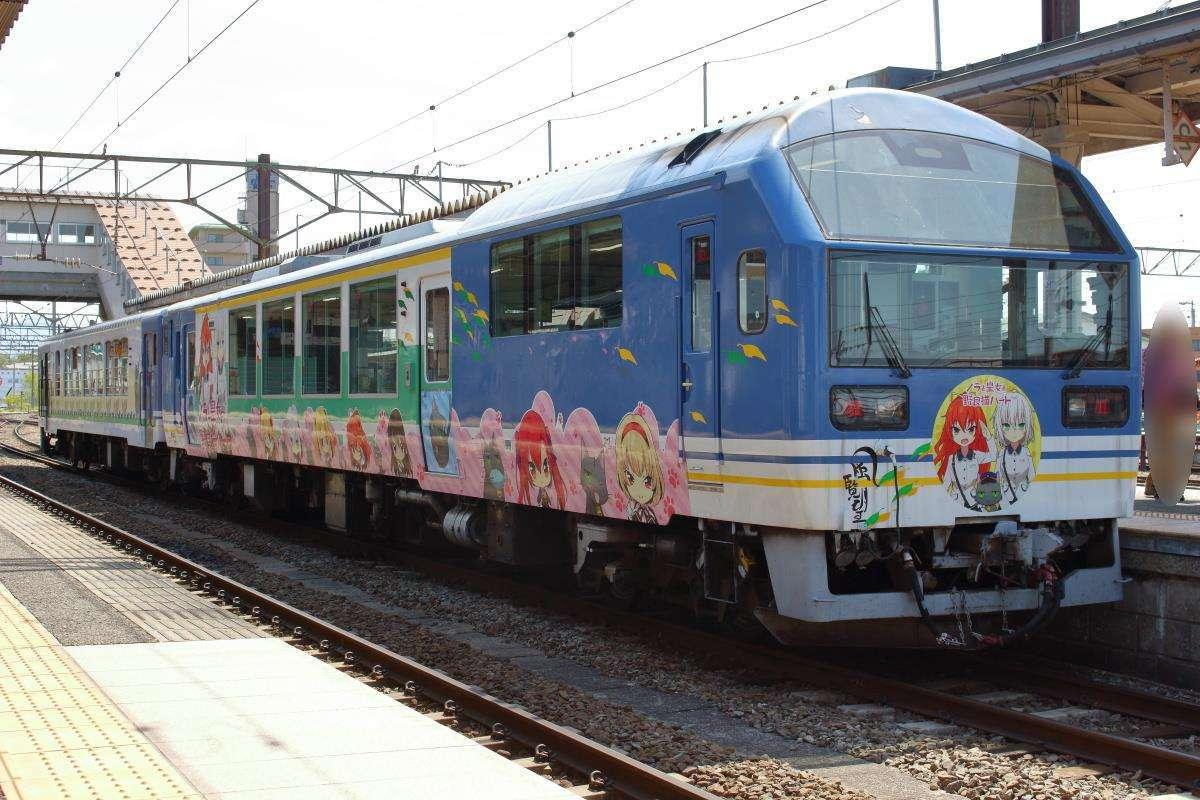 会津鉄道「お座トロ展望列車」
