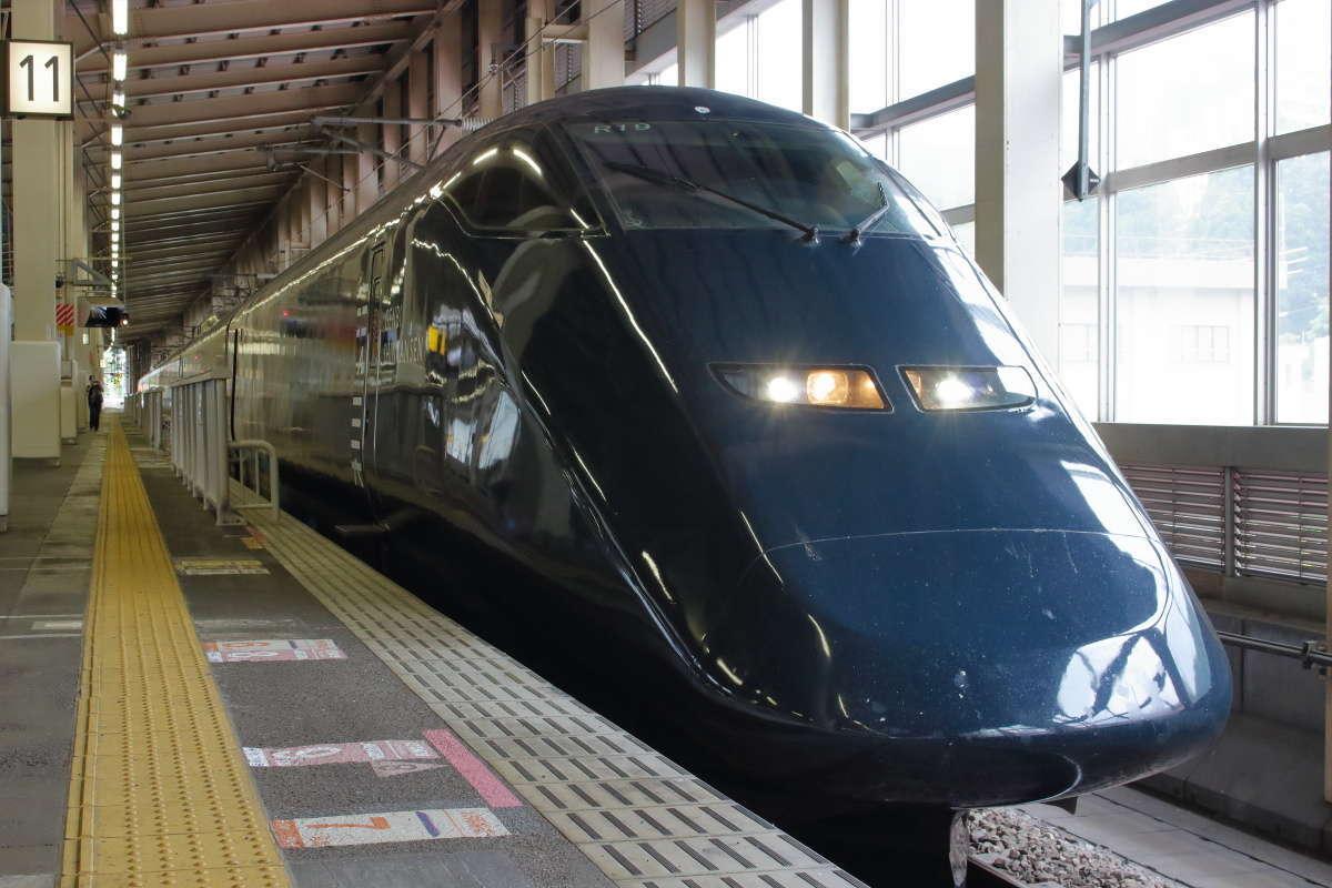 上越新幹線 現美新幹線