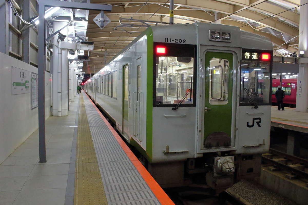 磐越西線(JR東日本)