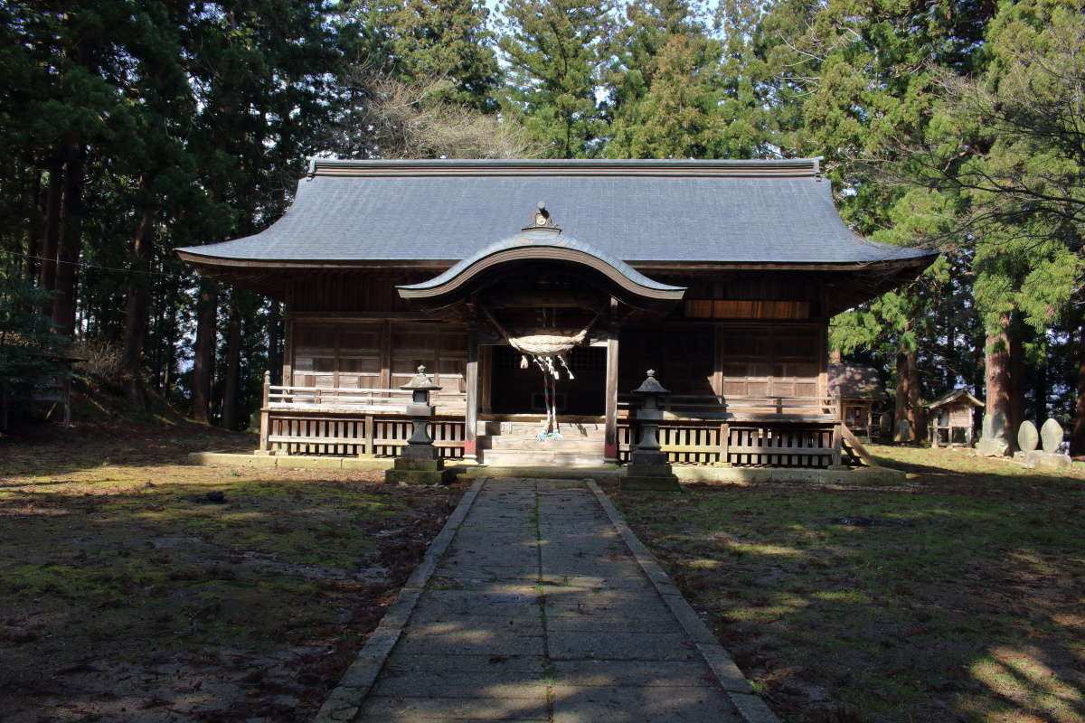 八乙女八幡神社