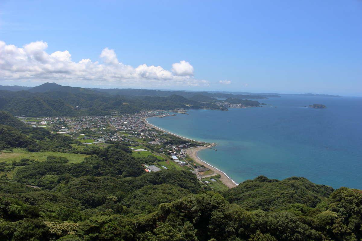 鋸山山頂からの東京湾の絶景!