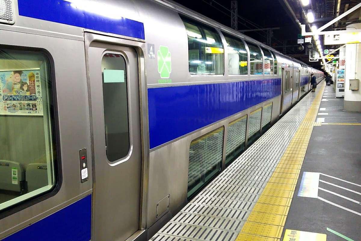 「休日おでかけパス」+普通列車グリーン車の組み合わせはおすすめ!