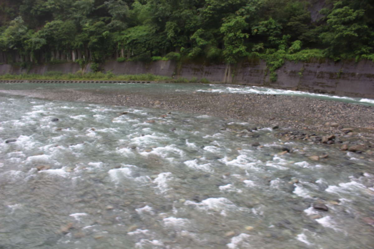 大糸線(南小谷~糸魚川)