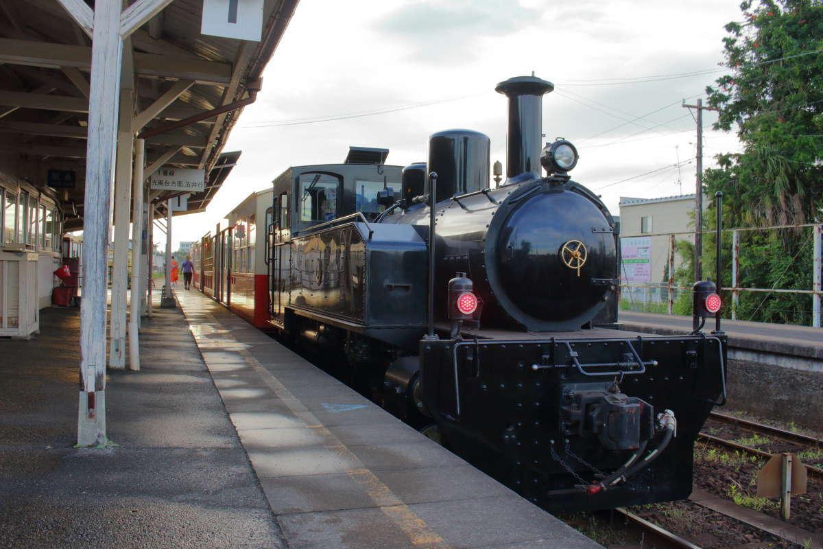 小湊鉄道のトロッコ列車「房総里山トロッコ」