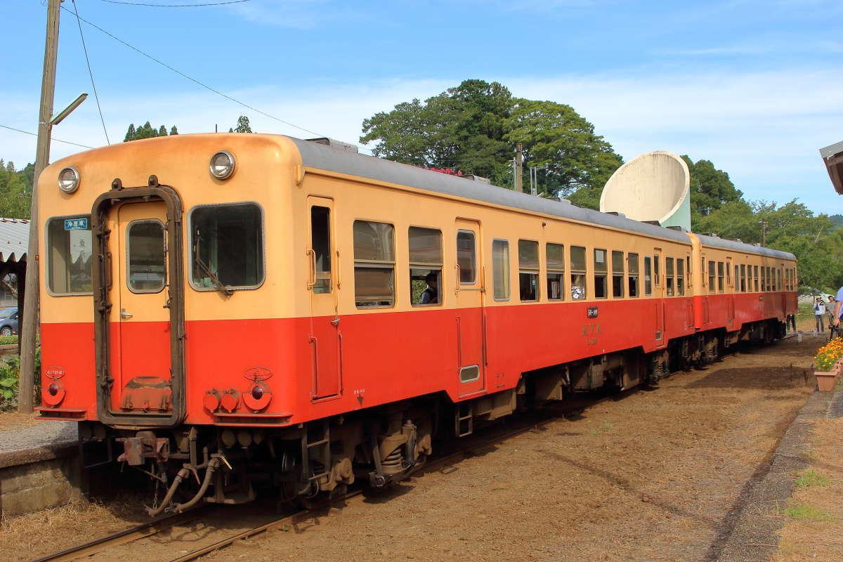 2020年からは小湊鉄道も再び「サンキュー・ちばフリーパス」のフリーエリアに!