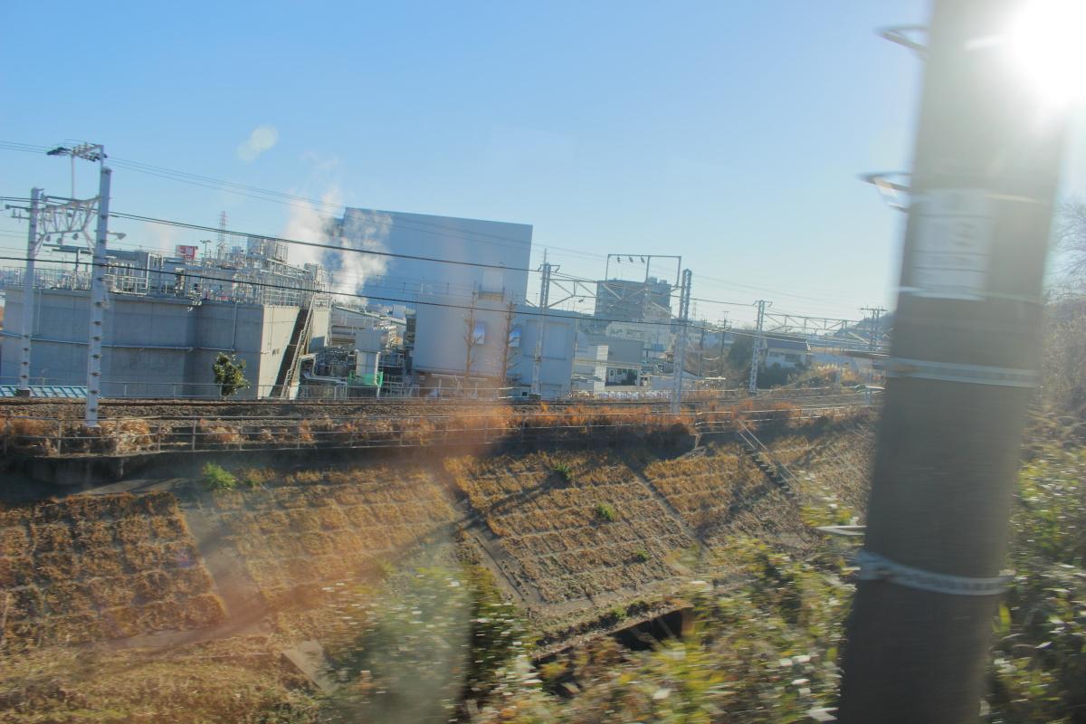武蔵野線~常磐線の渡り線